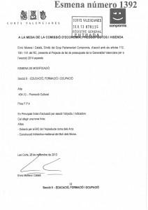 Dotació per al BIC de l'Aqüeducte Romá del Arcs i Construcció hidràulica medieval Molí dels Moros